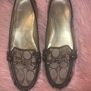 Vintage Coach Loafers